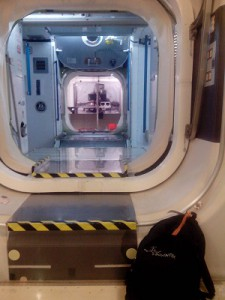 Scientix made it to the ISS :-)